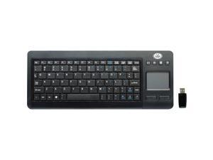 GEAR HEAD KB3800TPW Black USB RF Wireless Desktop Keyboard