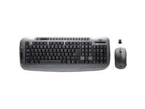 GEAR HEAD KB5800W RF Wireless Keyboard and Mouse