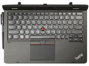 ThinkPad 4X30G93893 Black Office Products Slim Helix Ultrabook Pro Keyboard US English