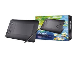 "PENPOWER Monet (SMON85K1EN) 8"" x 5"" Active Area USB Graphic Tablet"