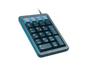 CHERRY G84-4700LPBUS-2 Black PS/2 Wired Compact Programmable Keypad