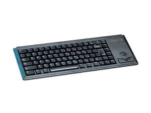 CHERRY G84-4420LUBEU-2 Black Wired UltraSlim  USB Keyboard