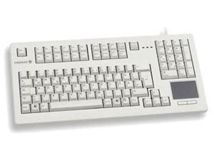 CHERRY G80-11900LUMEU-0 Lt grey USB Wired Mini Keyboard