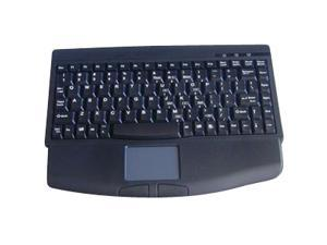 Motion 504.552.01 Black Wired USB Keyboard , Touchpad