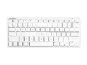 US Robotics USR5500 White Bluetooth Wireless Keyboard