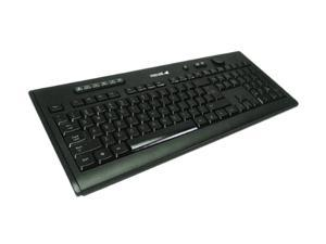 Maxell 191044 Black Wired Keyboard