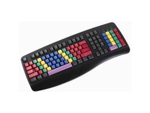 chestercreektech LessonBoard LBL Color USB Standard Keyboard
