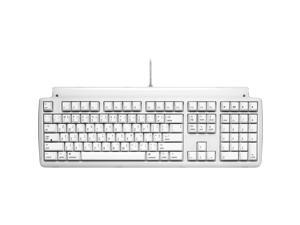 Matias FK302 White USB Wired Standard TactilePro Keyboard