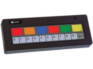 Logic Controls KB1700U-A-BK Keyboard