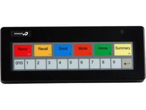 BEMATECH KB1700B-BK-RJRJ12 KB1700 Programmable Keypad
