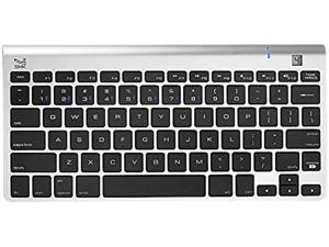 SMK-LINK BLU-LINK VP6640 Bluetooth Wireless Mini Multi-Host Keyboard