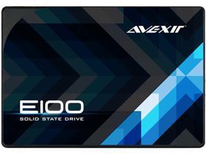"Avexir E100 2.5"" 240GB SATA III TLC Internal Solid State Drive (SSD) AVSSDE100ZZ-240GB"