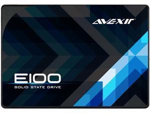 "Avexir E100 2.5"" 120GB SATA III TLC Internal Solid State Drive (SSD) AVSSDE100ZZ-120GB"