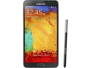 Samsung Galaxy Note III SM-N900A 32GB 4G + GSM Unlocked Smartphone - Black