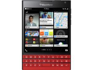 BlackBerry Passport SQW100-1 (Unlocked International Phone) BLACK