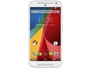 Motorola Moto G XT1068 (2nd Generation) Dual Sim 8GB White FACTORY UNLOCKED Smartphone
