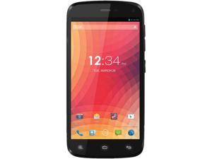 BLU Life Play X L102a Unlocked GSM Dual-SIM Android Cell Phone - Black