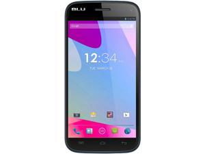 Blu Life Play S L150U Dark Blue 3G Quad-core 1.3 GHz Unlocked GSM Dual-SIM Android Cell Phone