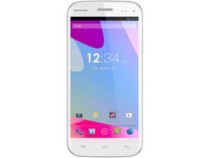 Blu Life Play S L150U White 3G Quad-core 1.3 GHz Unlocked GSM Dual-SIM Android Cell Phone