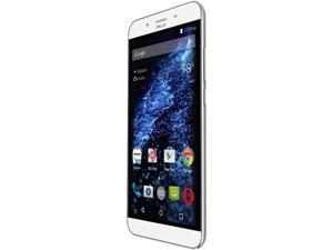 BLU Studio XL - Unlocked Android Phone - White D850q