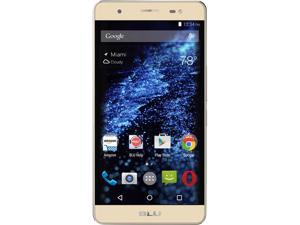 "BLU Energy X Plus Smartphone 5.5"" - US Unlocked -Gold E030u"