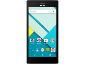 "BLU Life One XL X030q Unlocked 4G LTE 5.5"" Screen GSM Phone 13MP 8GB - Black"