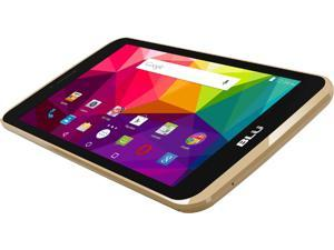 """BLU TouchBook G7 Unlocked Android Phablet Tab 7"""" - Gold P240u"""