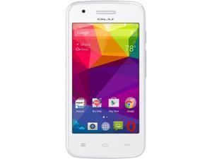 BLU Dash J Unlocked Phone - GSM - White D070