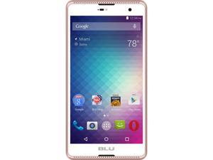 BLU GRAND 5.5 HD G030U GSM PHONE ROSE GOLD