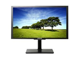 "SAMSUNG SyncMaster TC240 Black 23.6"" Height & Swivel Adjustable Thin Client Widescreen LCD Monitor w/Speakers"