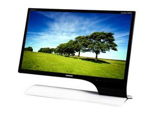 "SAMSUNG T27B750ND High Gloss Black/White 27"" 5ms Widescreen LED Backlight LCD Monitor Built-in Speakers"