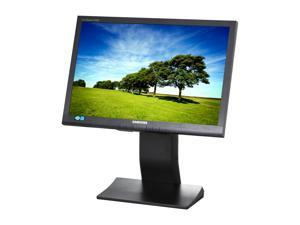 "SAMSUNG SyncMaster S19A450BW-1 Black 19"" 5ms Widescreen LED Backlight LCD Monitor"