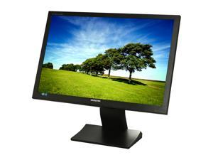 "SAMSUNG SyncMaster S24A450MW Black 24"" 5ms Widescreen LED Backlight Height & Pivot Adjustable LCD Monitor Built-in Speakers"