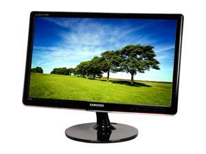 "SAMSUNG T23A350 ToC Rose Black 23"" Full HD  LED BackLight LCD Monitor w/ DTV Tuner"