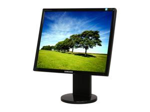 "SAMSUNG 943BX-A Black 19"" 5ms LCD Monitor with Height & Pivot adjustment, off lease"