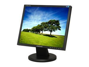 "SAMSUNG 740N-B2 Black 17"" 8ms LCD Monitor, Grade B ""off Lease"" - No Back Cover"