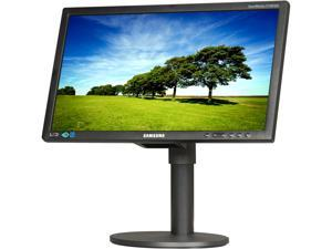 "SAMSUNG S19B420M Matte Black 18.5"" 5ms pivot &height adjustable LED Monitor Built-in Speakers"