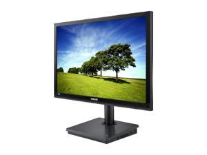 "SAMSUNG NS240 Black 24"" 5ms LED Backlight Thin Client Monitor"