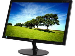 "SAMSUNG S24B150BL Glossy Black 23.6"" 5ms (GTG) Widescreen LED Backlight LCD Monitor"