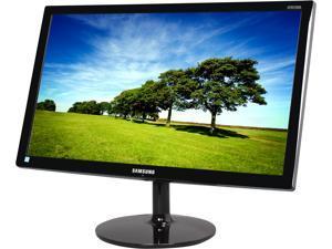 "SAMSUNG S24C350HL Glossy Black 23.6"" 5ms (GTG) Widescreen LED Backlight LCD Monitor"