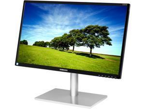 "SAMSUNG S24C750P Glossy Black 24"" 5ms (GTG) Widescreen LED Backlight LCD Monitor"