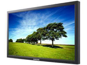 "SAMSUNG LH40HBPLBC/ZA Black 40"" Commercial LCD Display"