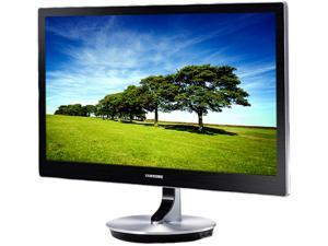 "SAMSUNG Black,Silver 27"" 5ms LED Backlight LCD Monitor Built-in Speakers"