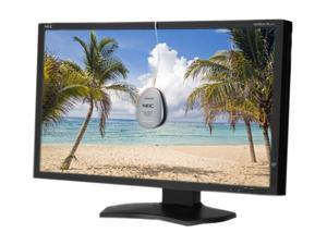 "NEC Display Solution PA231W-BK-SV 23"" 8ms Pivot, Swivel & Height Adjustable IPS Panel WideScreen LCD Monitor w/Display Port ..."
