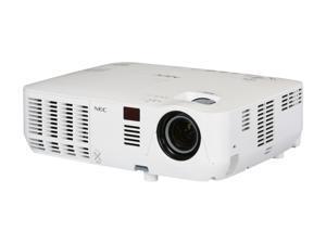 NEC Display Solutions NP-V300X XGA 1024 x 768 3000 Lumens DLP High-Brightness Mobile Projector