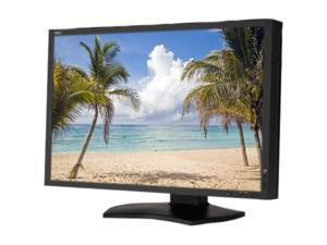 "NEC Display Solutions MultiSync MD301C4 Black 30"" 7ms (GTG) LCD Monitor"