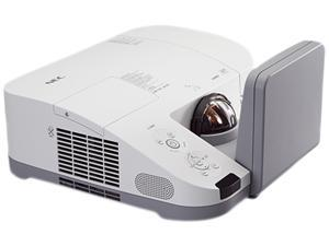 NEC Display Solutions NP-U310W-WK1 DLP Ultra Short Throw Projector w/ Wall Mount