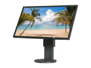 "NEC Display Solutions MultiSync EA273WM-BK Black 27"" 5ms HDMI Height,Swivel & Pivot Adjustable Widescreen LCD Monitor with ..."