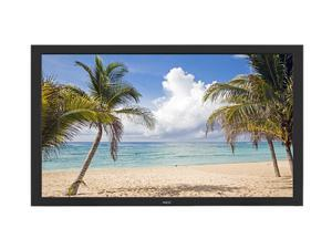 "NEC Display Solutions V462-TM Black 46"" Touch-Integrated Large Format Monitor w/ Speakers"