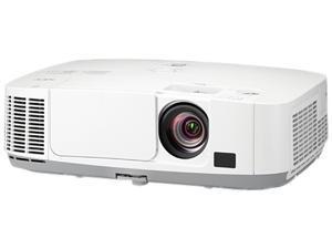 "NEC Display Solutions NP-P451W 1280 x 800 4500 Lumens 0.59"" LCD w/ MLA Projector"